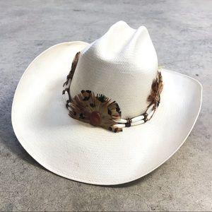 Deadstock Vintage Wrangler Cowboy Hat Sombrero